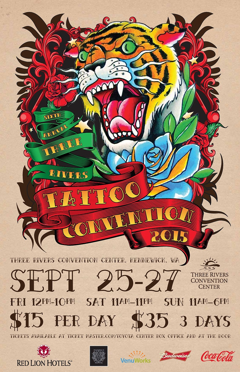 Three Rivers Tattoo Convention