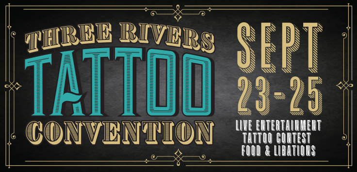 2016 Three Rivers Convention Center Tattoo Convention