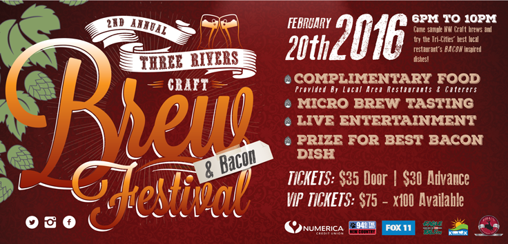 Three Rivers Craft Brew and Bacon Festival