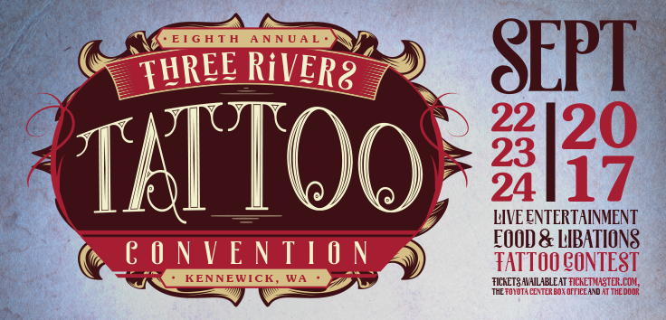 8th Annual Three Rivers Tattoo Convention