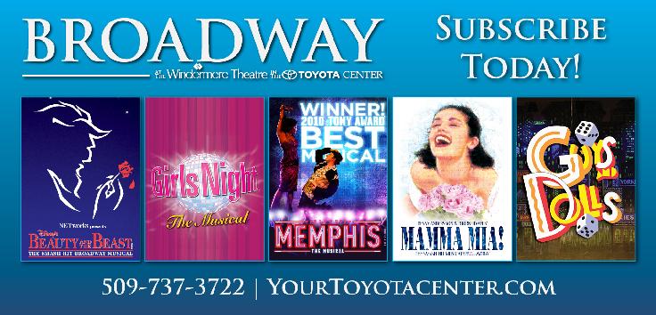 2014 15 Broadway Series