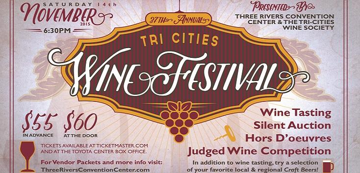 Tri-Cities Wine Festival