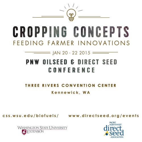DIRECT SEED & OilSEED 2015 conference