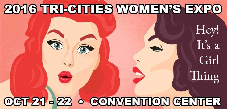 2016 Tri-Cities Women's Expo