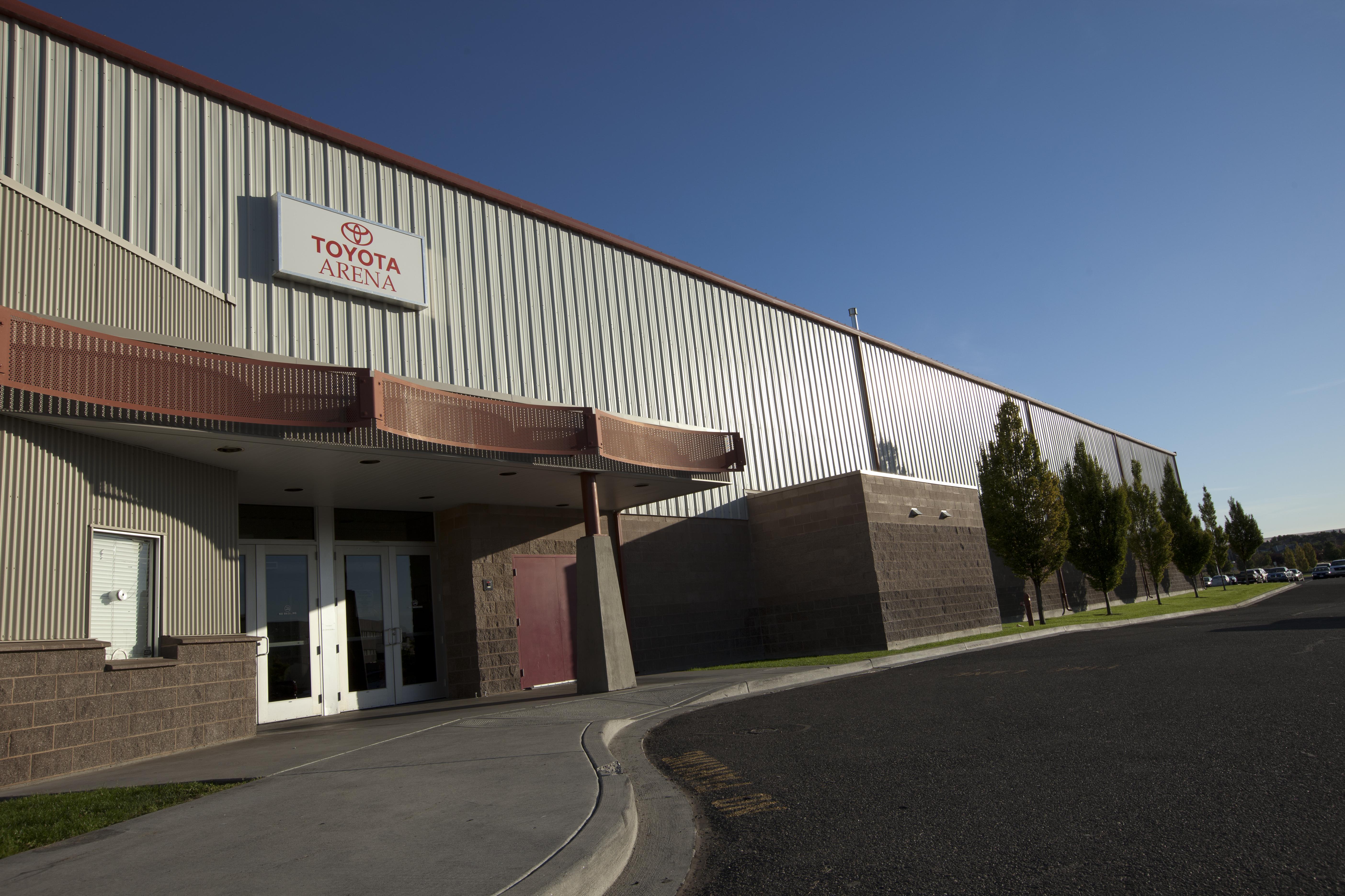 Toyota Center Kennewick Washington Toyota Center Gallery